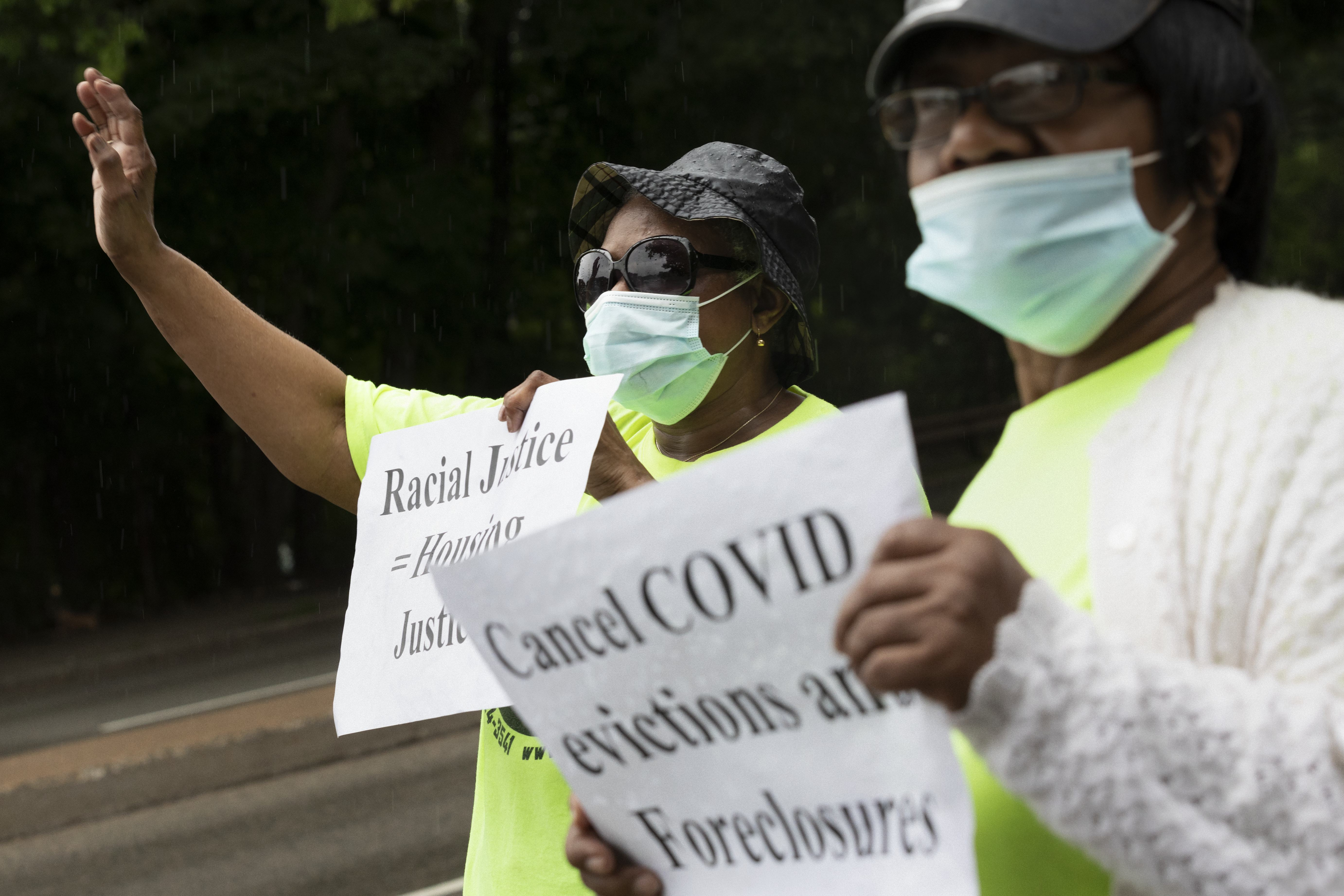 , The Eviction Crisis Is Already Here and It's Crushing Black Moms, Saubio Making Wealth