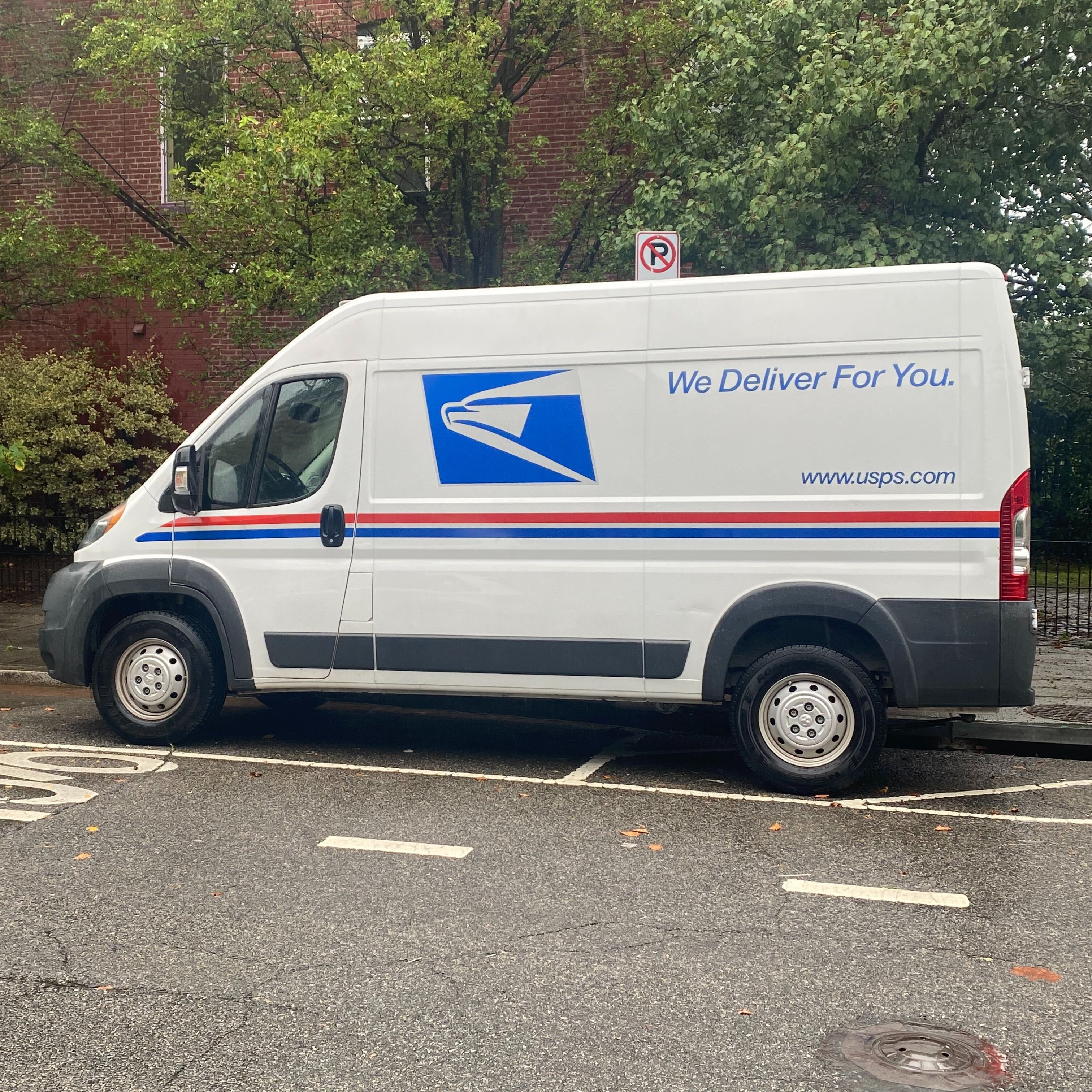 Post Office Delivery Trucks Keep Catching On Fire