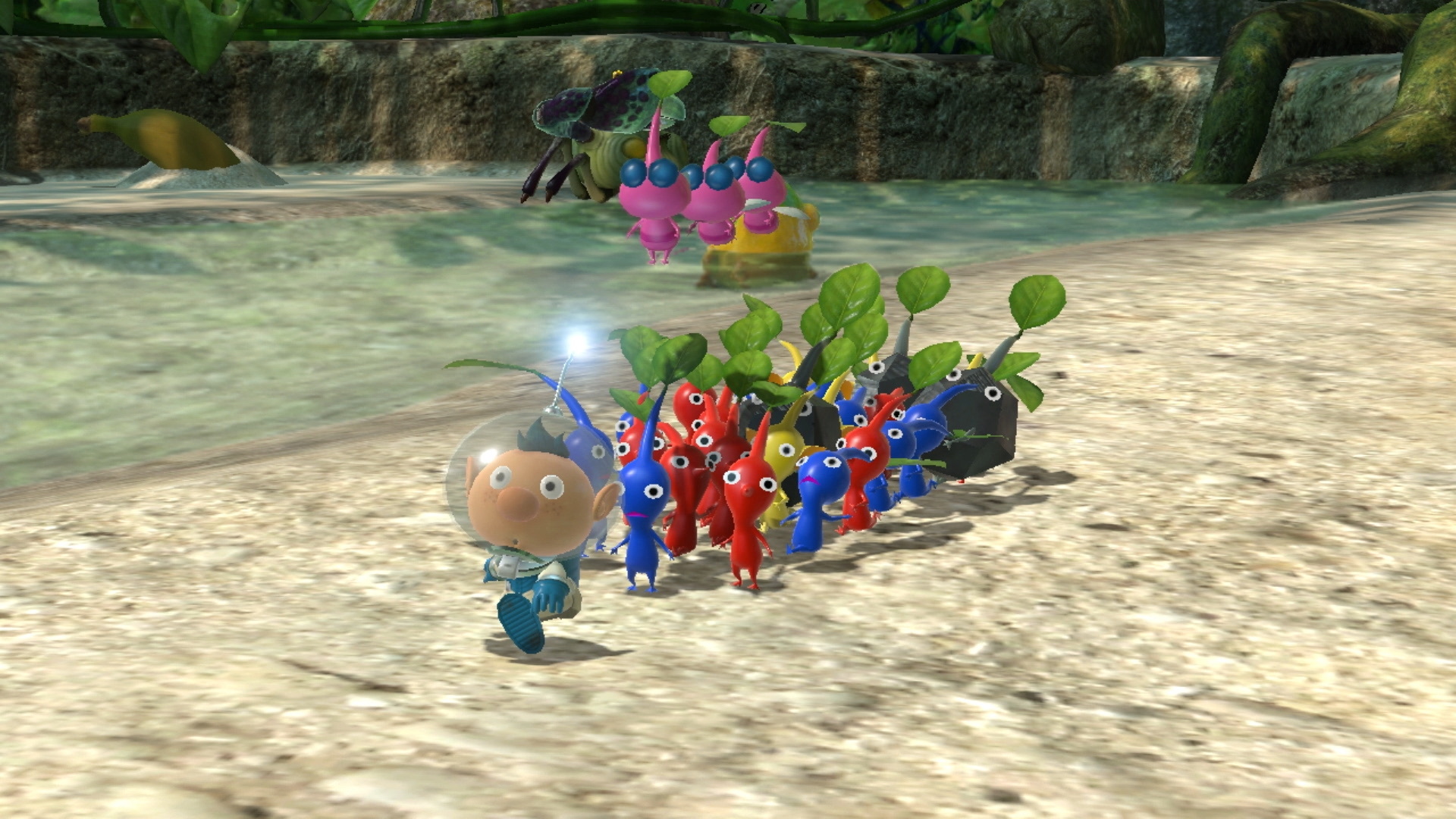 Nintendo Announces Pikmin 3 On Switch Then Deletes Cheaper Wii