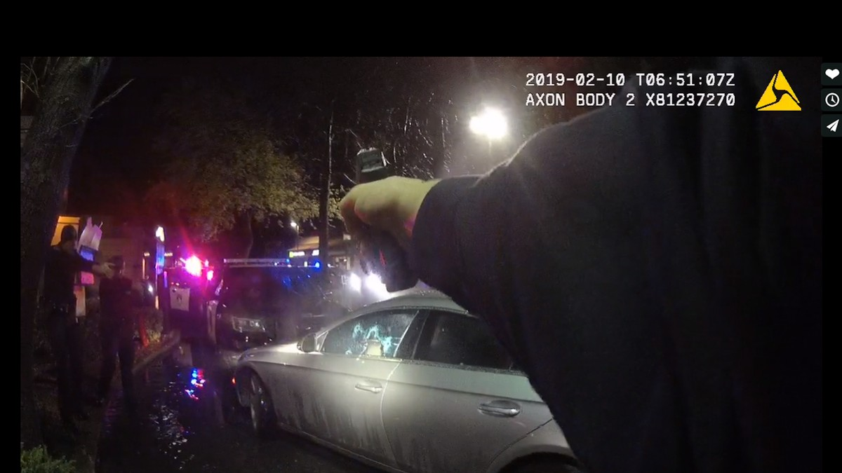New Video and Documents Show How Police Fired 55 Shots at a Black Rapper in Less than 4 Seconds