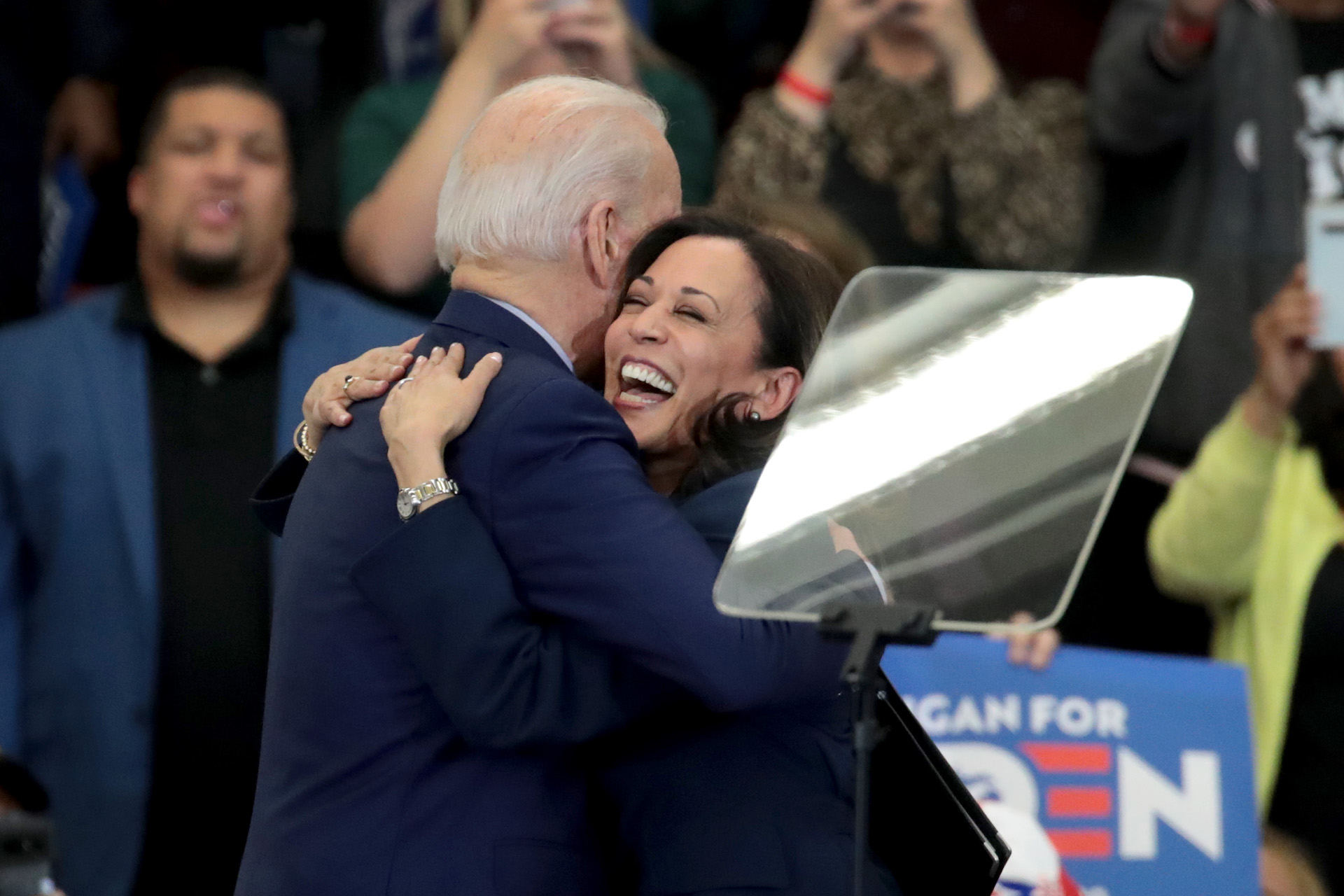 Joe Biden Picks Kamala Harris