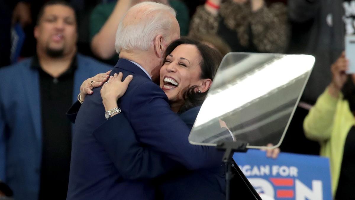 , Joe Biden Picks Kamala Harris as Running Mate, Making History, Saubio Making Wealth