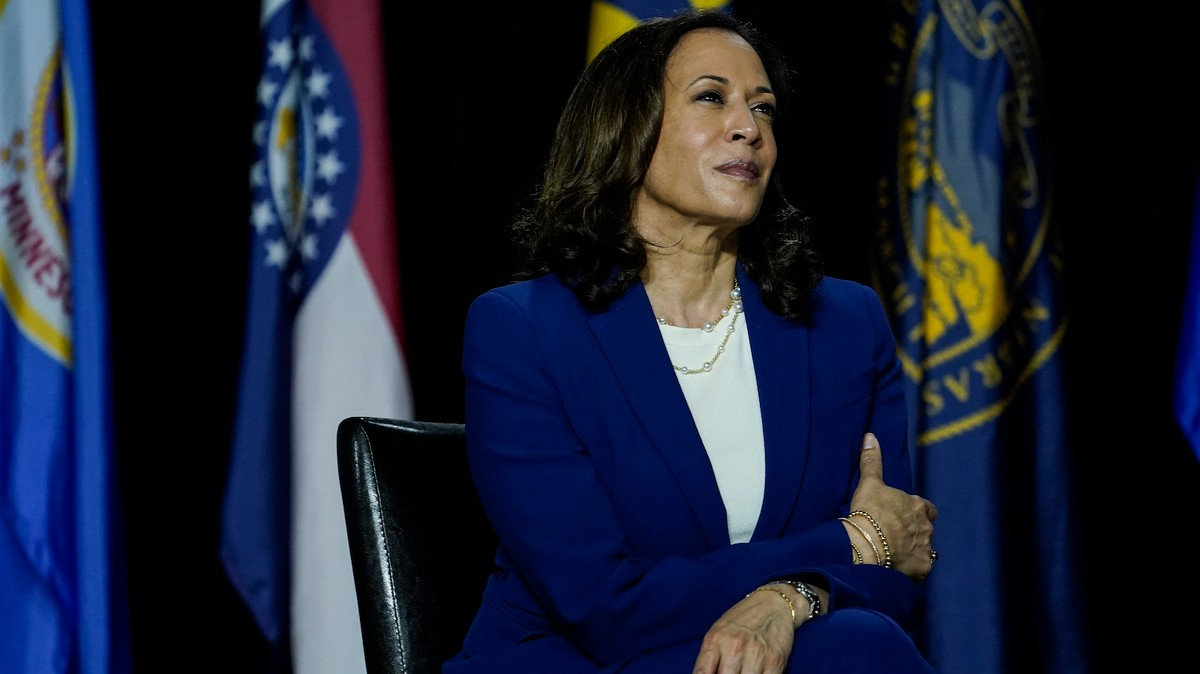 , Progressives Think 'Kamala Is a Cop.' But Cops Hated Harris for Years., Saubio Making Wealth