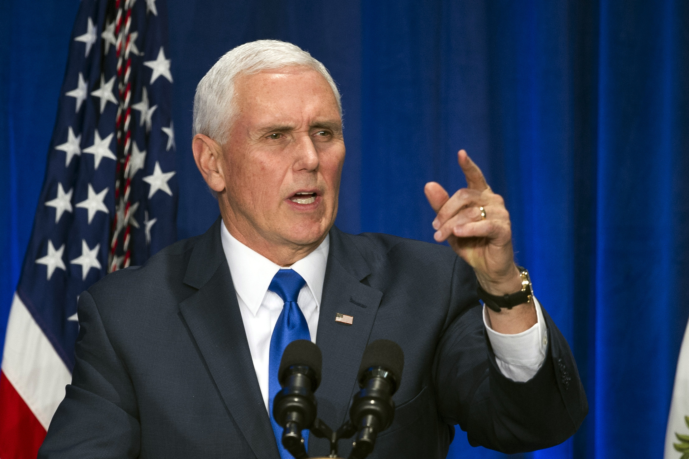 , Mike Pence Would Like to Remind You That He Hates Abortion, Saubio Making Wealth