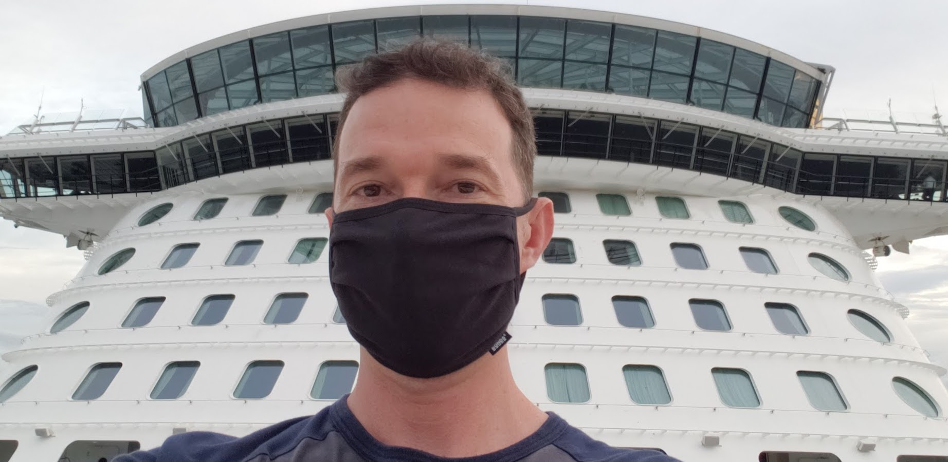 What it's Like Being on an Empty Cruise Ship During Covid thumbnail