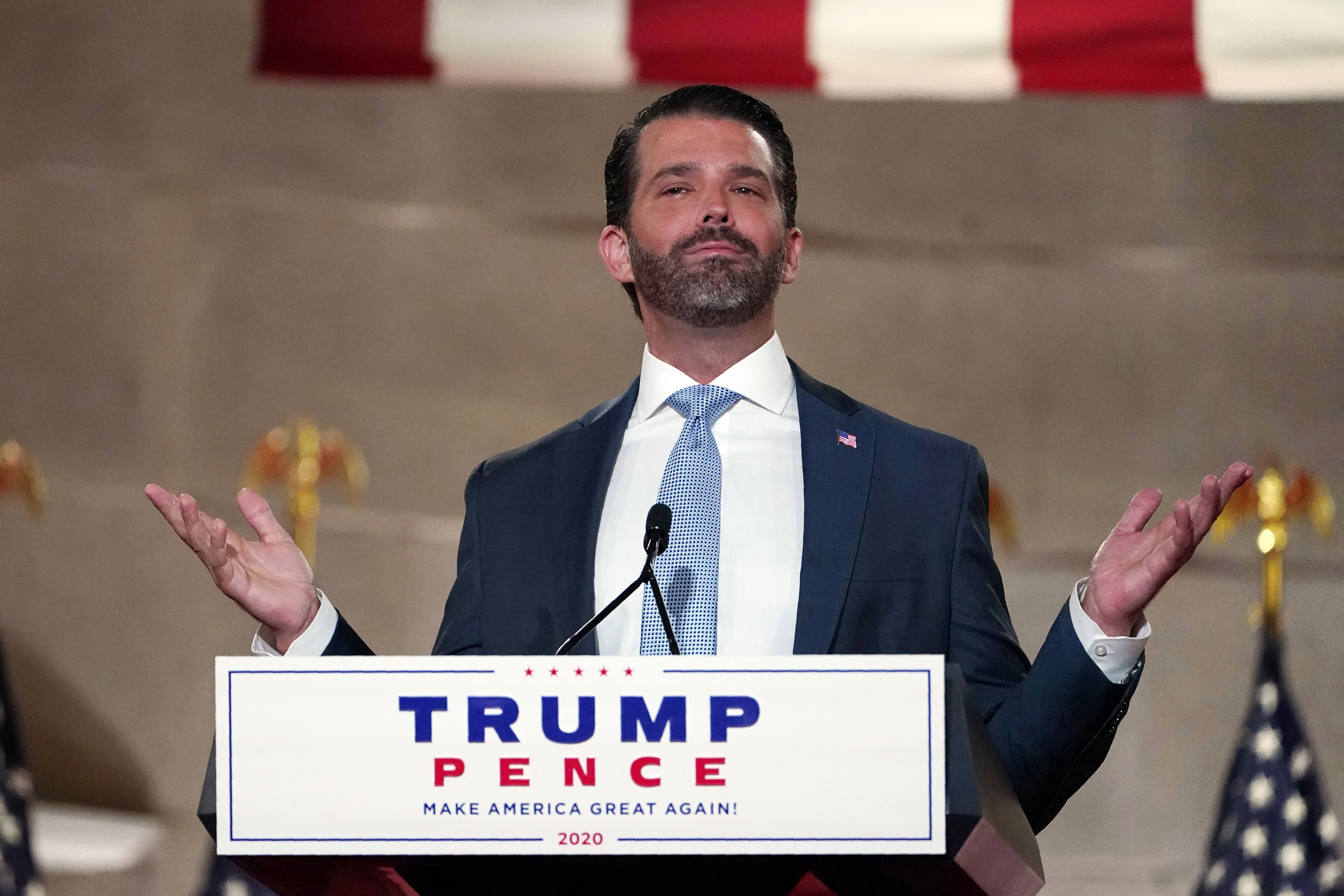 , Don Jr. Defends the Alleged Kenosha Shooter: 'We All Do Stupid Things at 17', Saubio Making Wealth