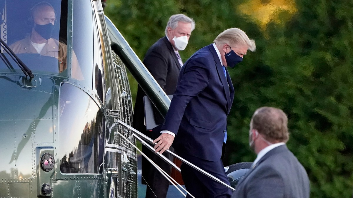 , Trump Conveniently Forgot to Mention His Positive COVID-19 Test in Fox News Appearance on Thursday, Saubio Making Wealth