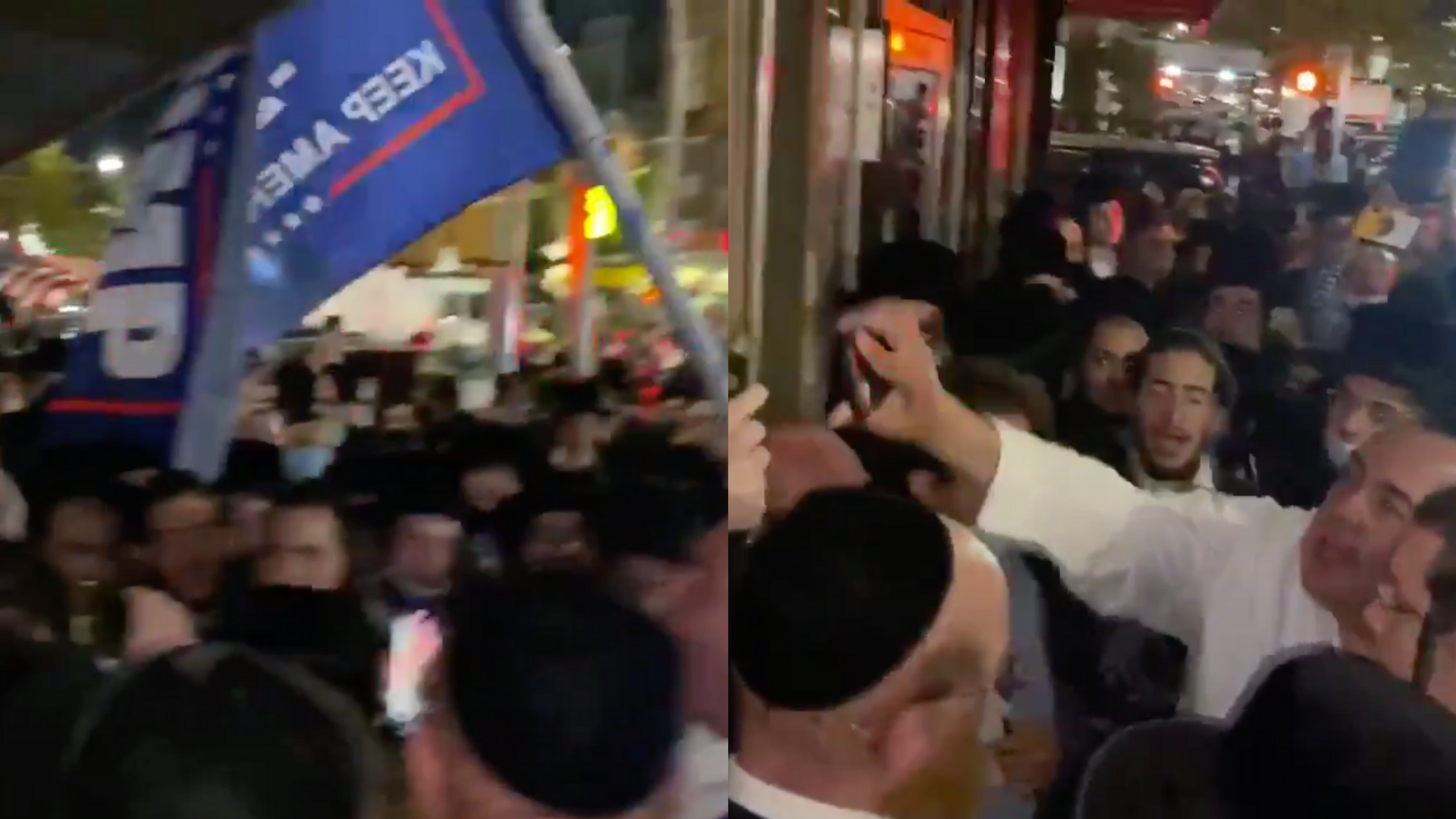 , Ultra-Orthodox Jewish Mob in a COVID Hot Spot Attacked a Journalist and Called Him a 'Nazi', Saubio Making Wealth
