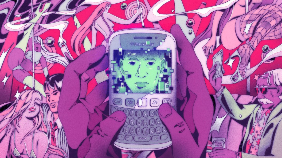 The Network: How a Secretive Phone Company Helped the Crime World Go Dark