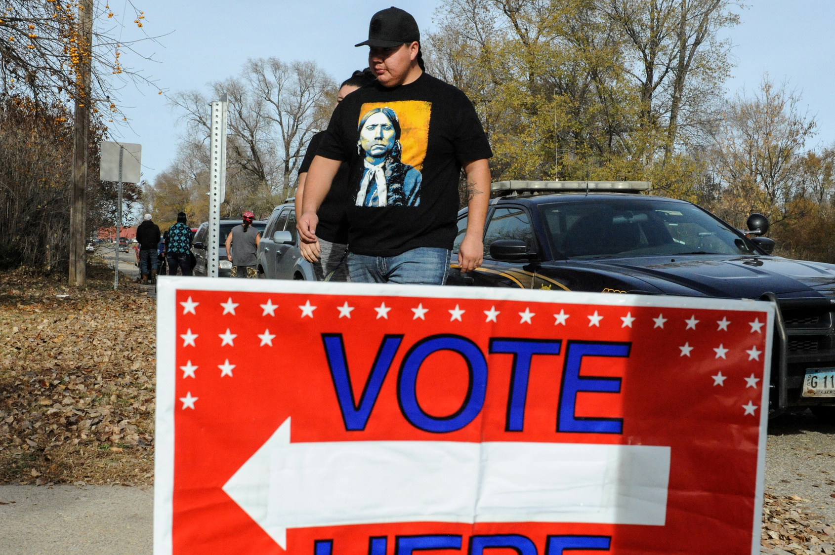 Indigenous Voters Are Getting Hit Hard By Polling Station Cuts in North Dakota - vice