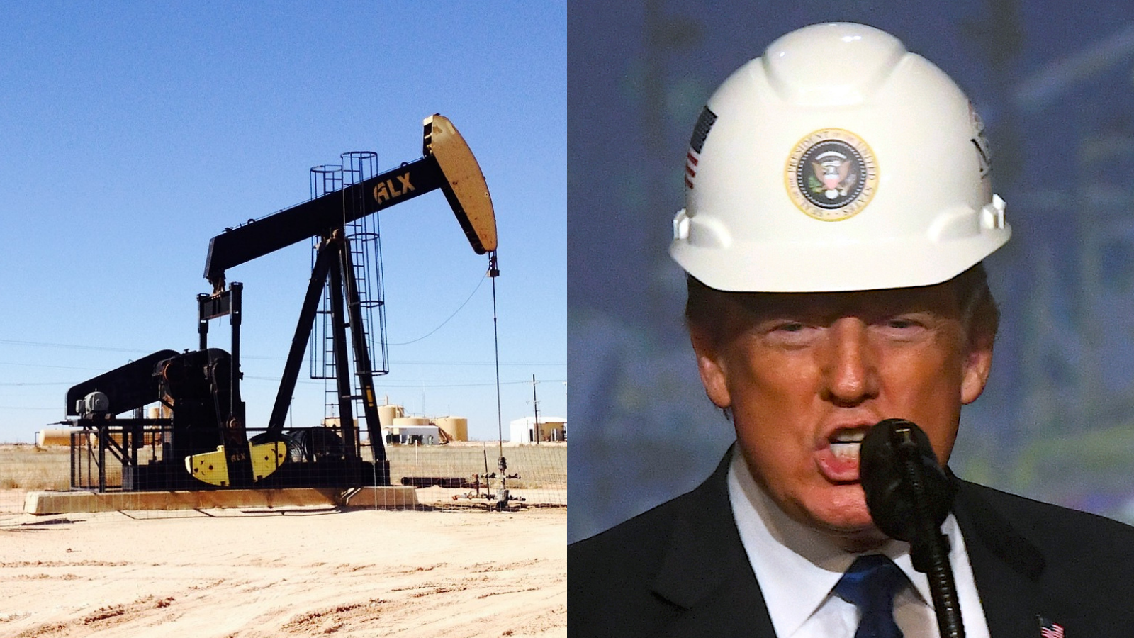 , The Real Reason Trump Is So Obsessed With Fracking, Saubio Making Wealth