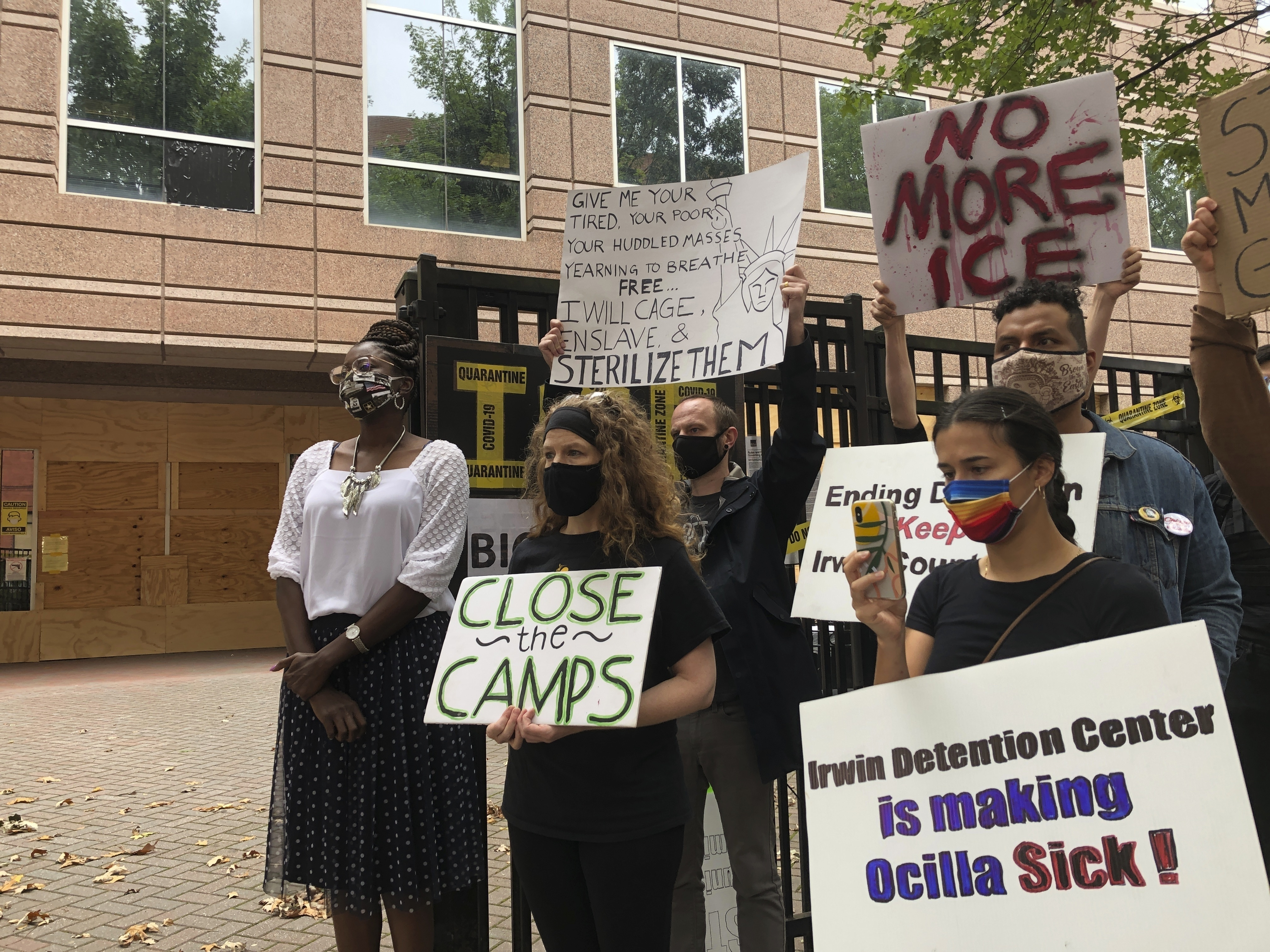 , 'A Disturbing Pattern': ICE Detainees Were Pressured to Have Gynecological Surgery, Doctors Say, Saubio Making Wealth