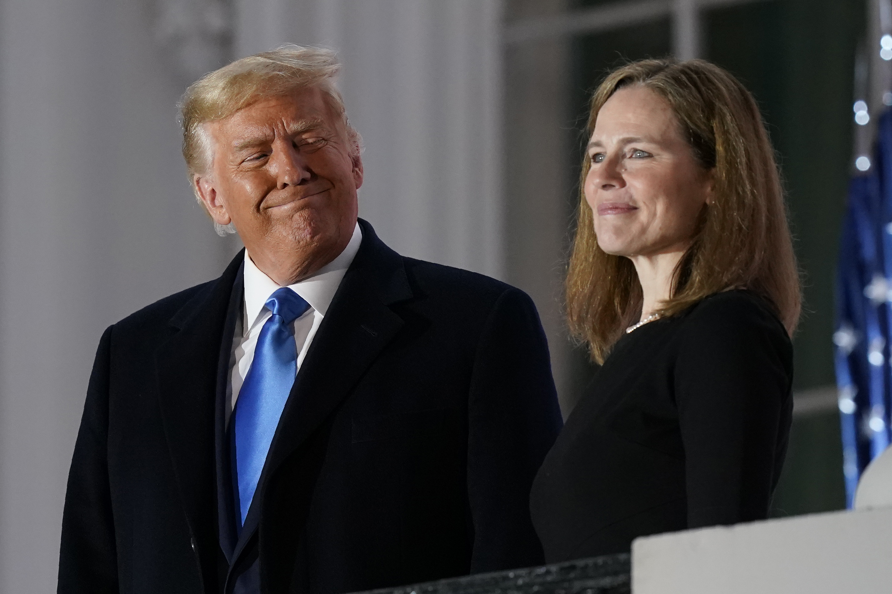 Amy Coney Barrett Will Consider Cases About Abortion, Obamacare, and LGBTQ Rights