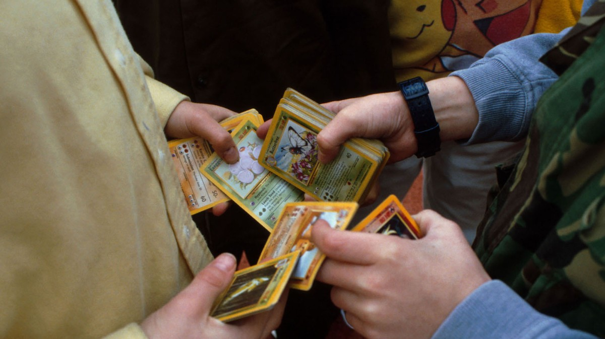 Fake Pokemon Cards Sold to YouTubers for £290,000