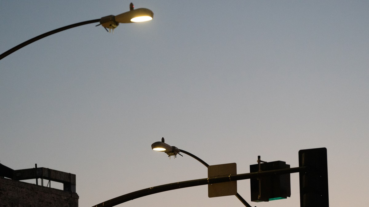 Streetlight Spy Cameras Have Led to a Massive Privacy Backlash in San Diego