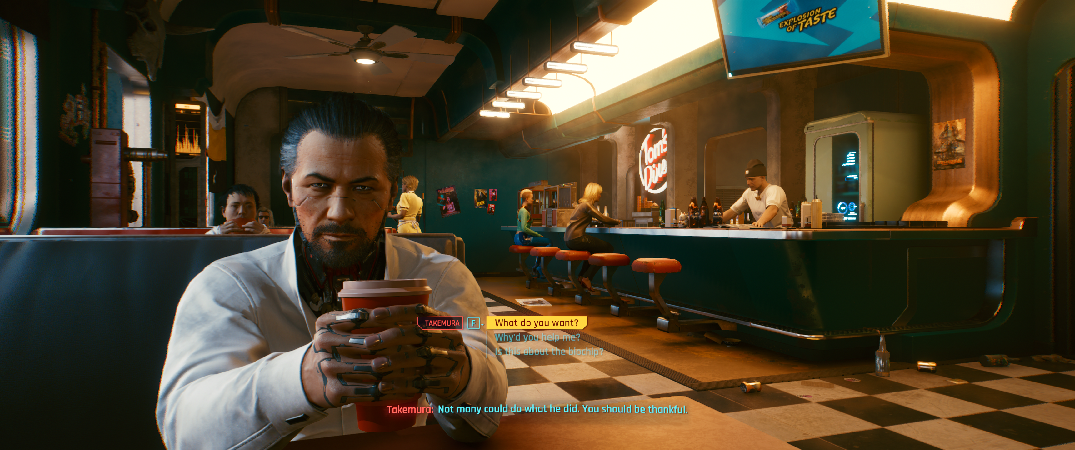 'Cyberpunk' Is Several Different Games, and You Choose Which One to Play