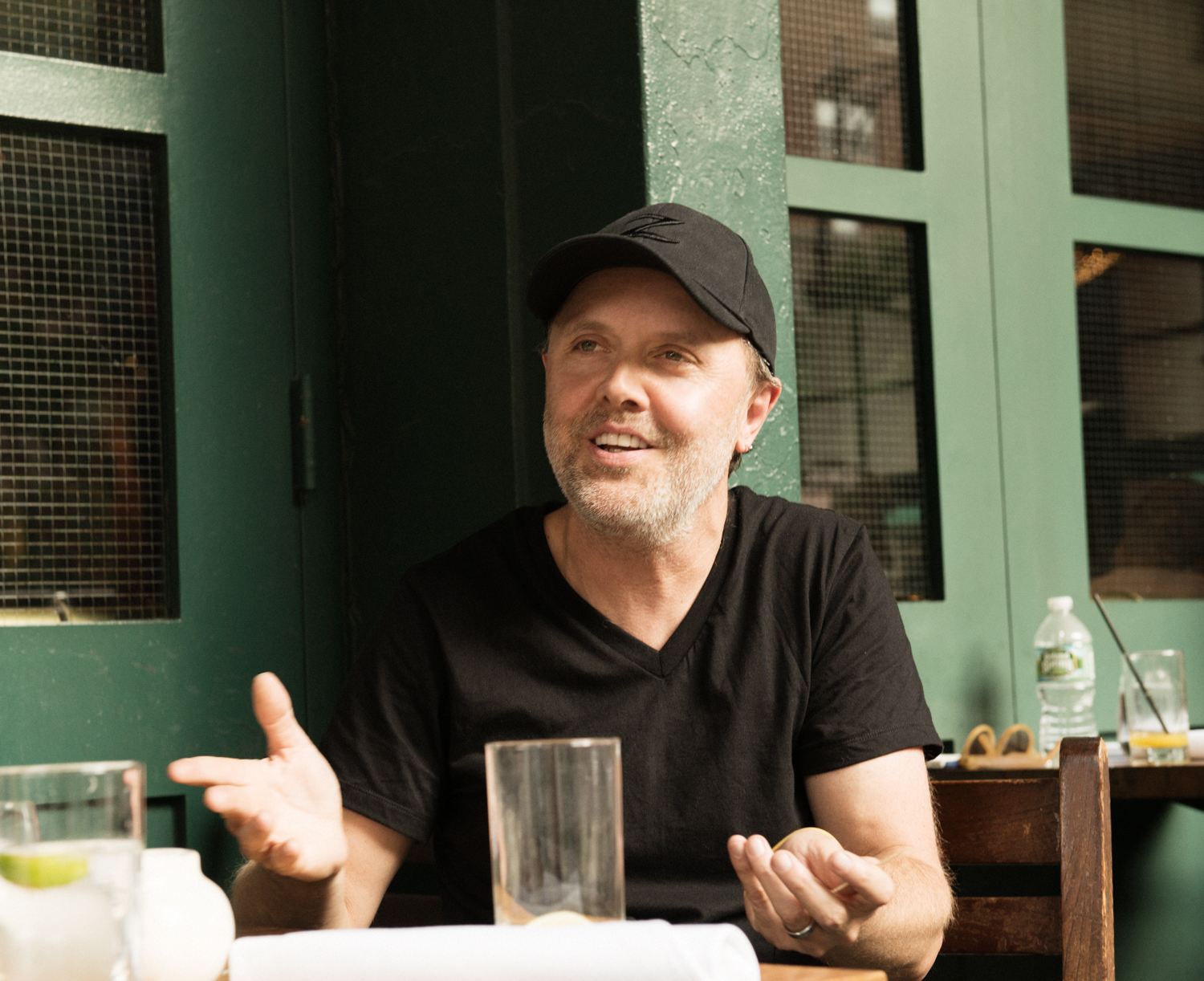 I Went on a First Date with Metallica's Lars Ulrich - VICE