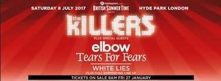 BST Hyde Park 2017 lineup announcement