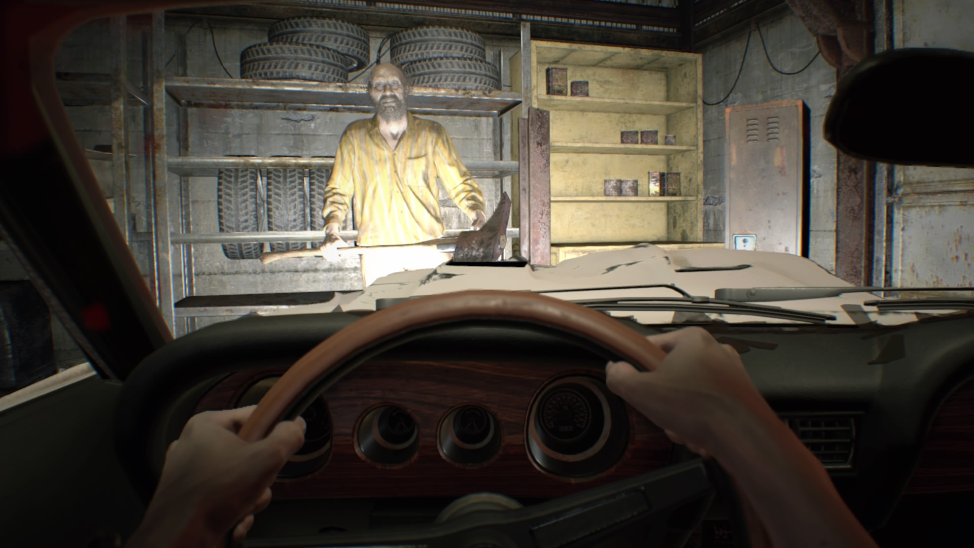 Appreciating The Funny Side Of Resident Evil 7