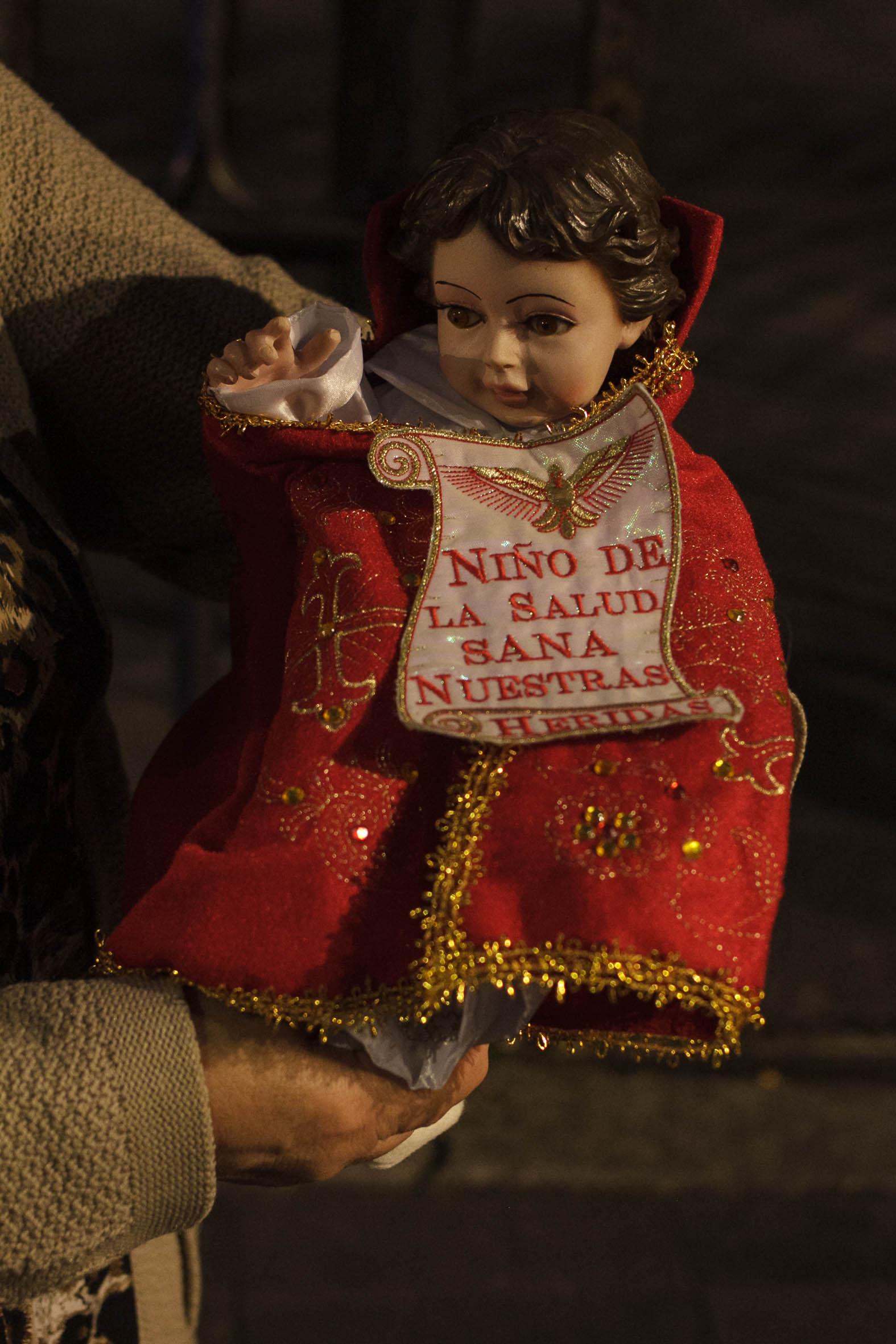 Fotos De Niños Dios Vestidos En La Misa De Candelaria Vice