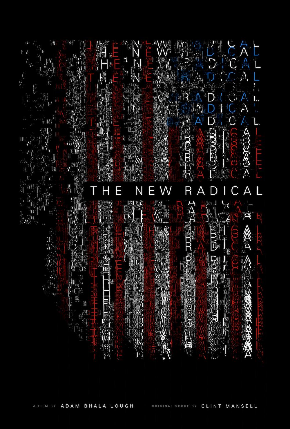 The New Radical film poster