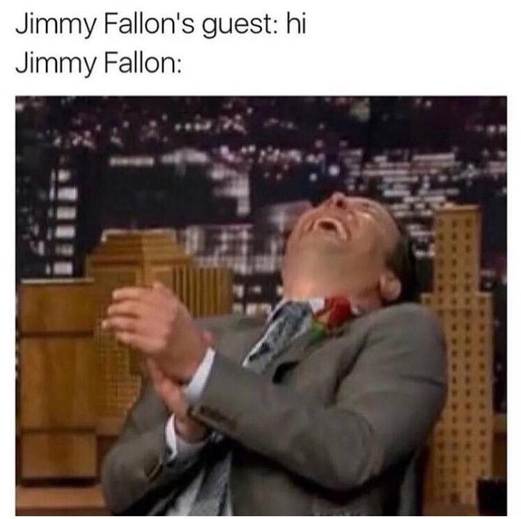 Jimmy Fallon Laugh