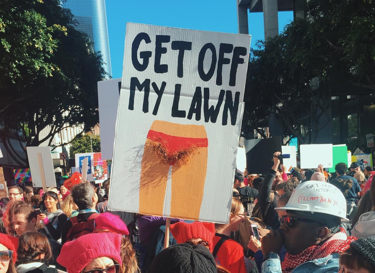 It's just a picture of Bewitching Make a Protest Sign Online