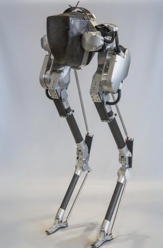 Cassie the leggy robot