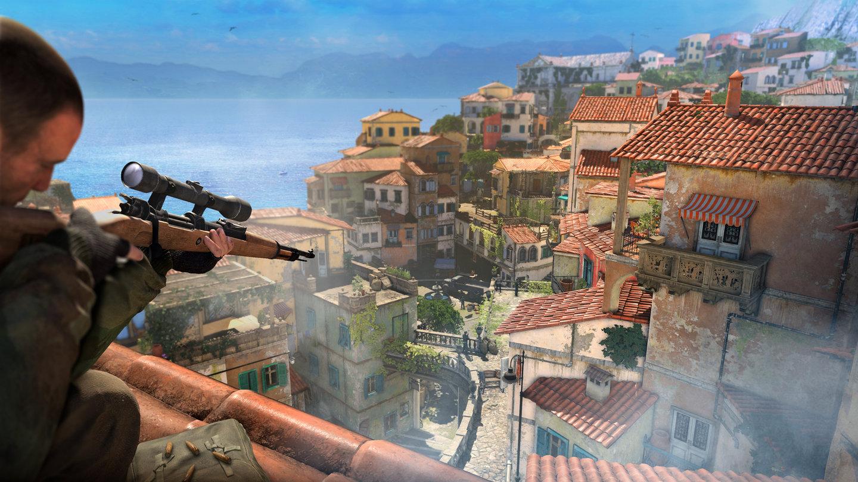All Sniper Elite 4 Screenshots Courtesy Of Rebellion