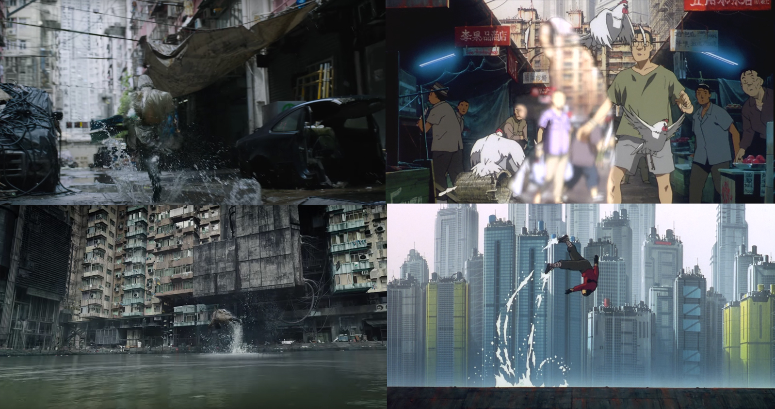 How The New Ghost In The Shell Trailer Stacks Up To The Source Material F3news