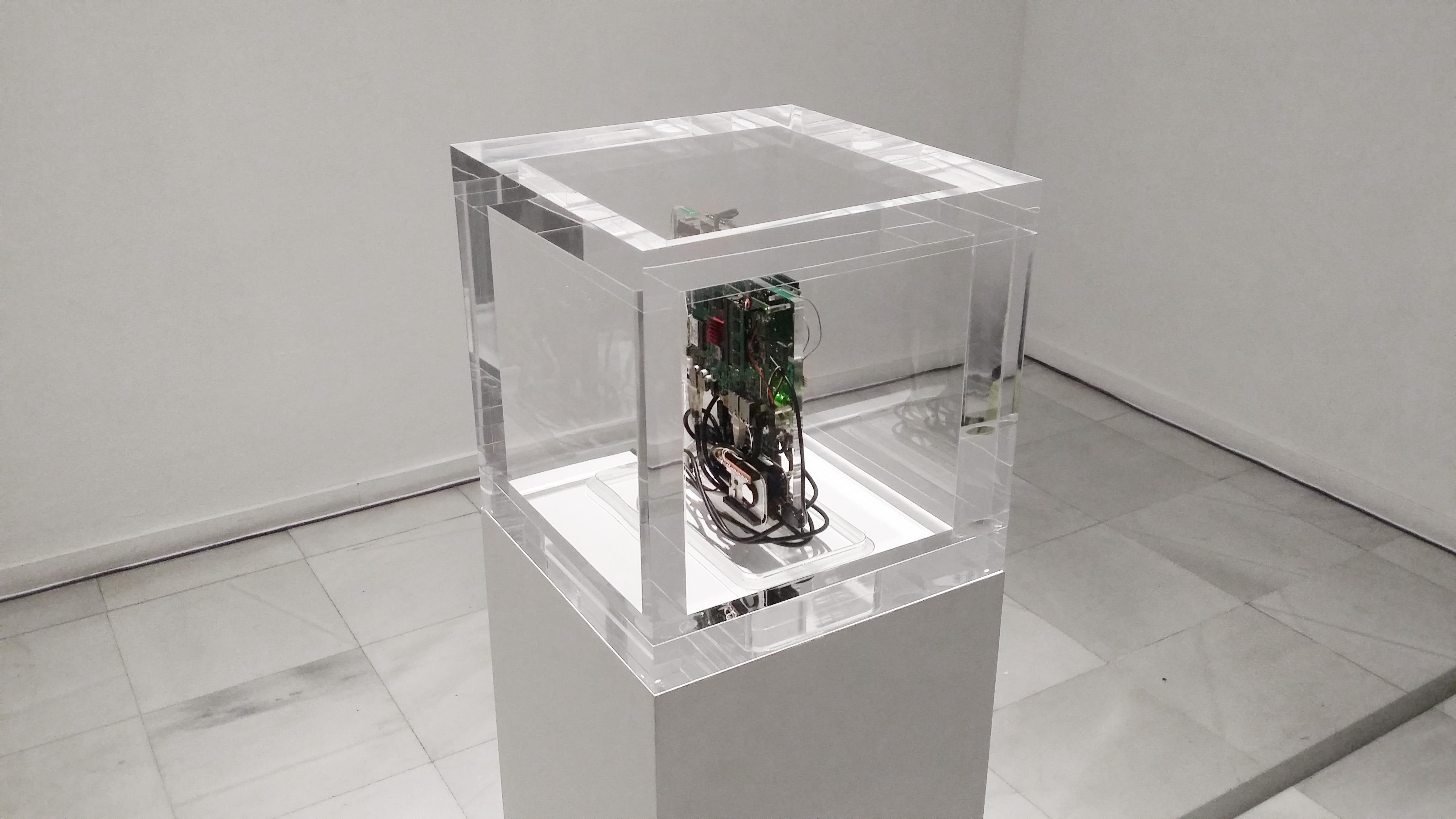 The Autonomy Cube