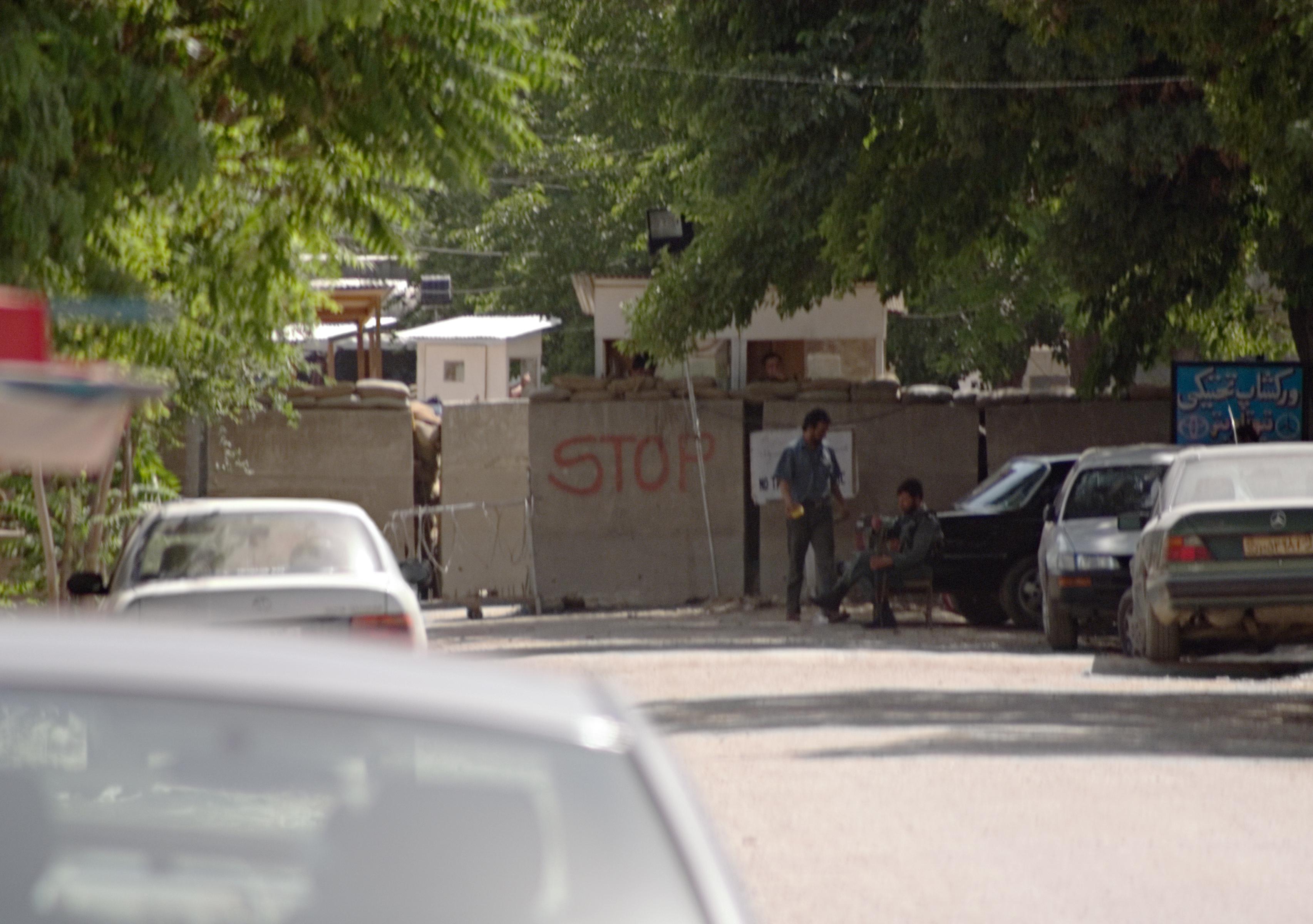 Black Site, Kabul, Afghanistan