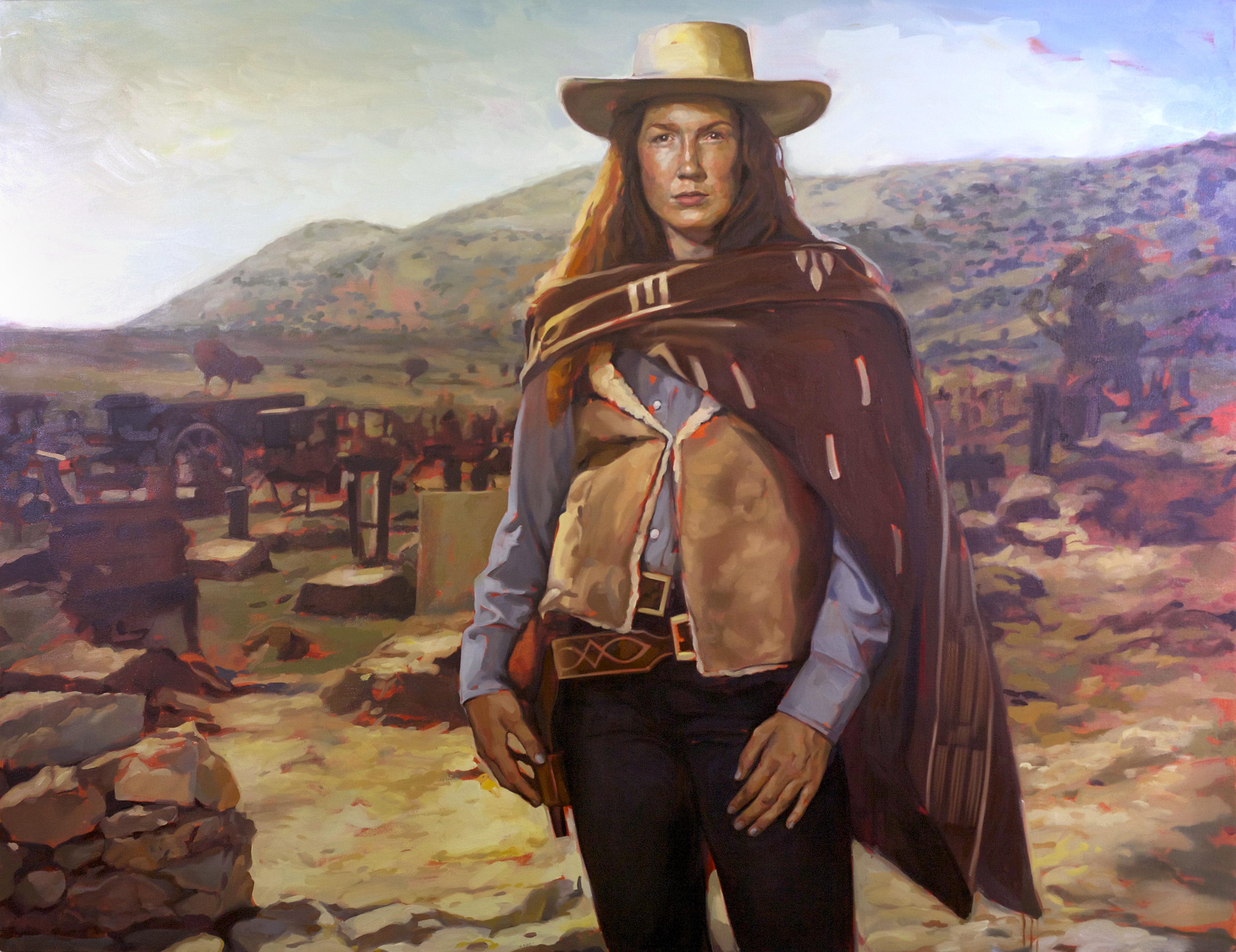 Vaqueros clsicos convertidos en mujeres empoderadas Creators