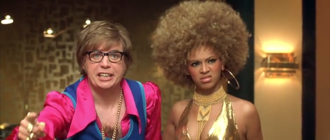 How Often Do You Think Beyoncé Regrets Being In Goldmember Noisey
