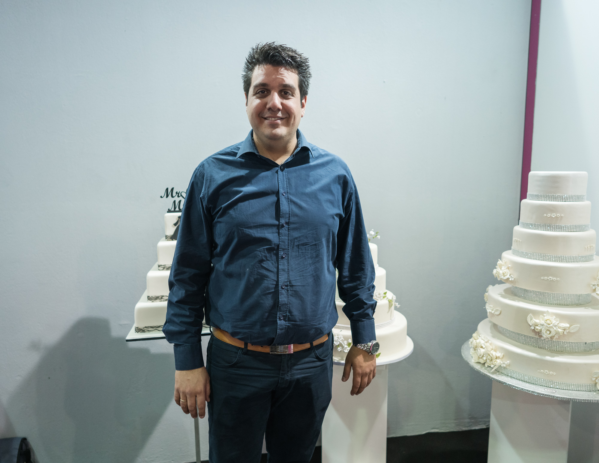 1a896bef1b7 Τούρτα γάμου - «Ασχολούμαστε και με το catering. Όλη η δεξίωση μπορεί να  φτάσει μέχρι τις 15.000 ευρώ»