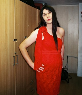 my first crossdressing experience
