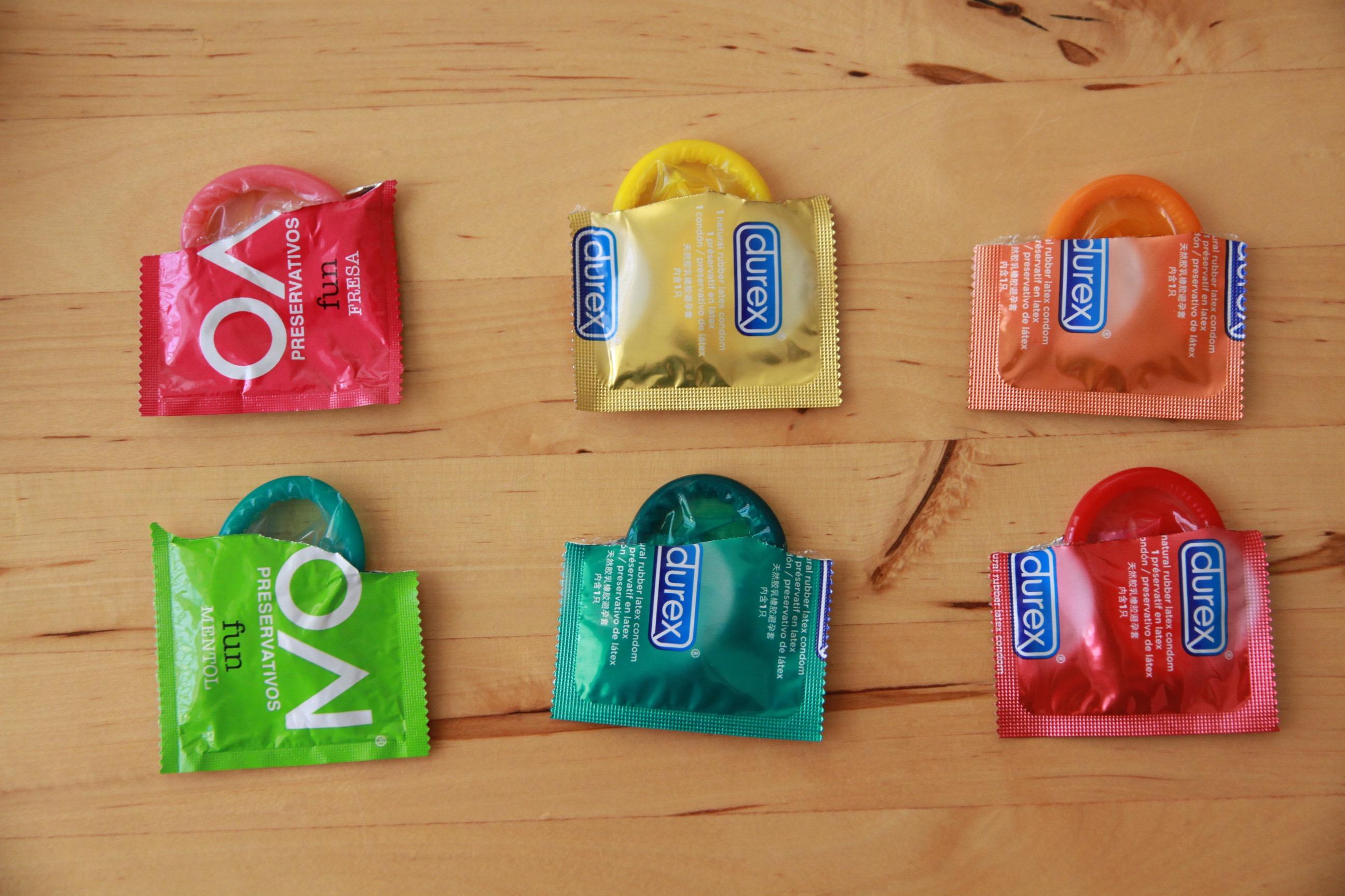 Donde comprar preservativos en sevilla