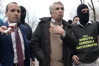 Burnei fue arrestado el día después de publicarse la pieza. Foto por Alexandru Dobre, Mediafax Foto