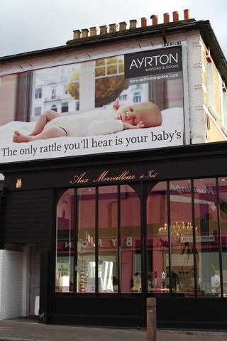 Baby advert