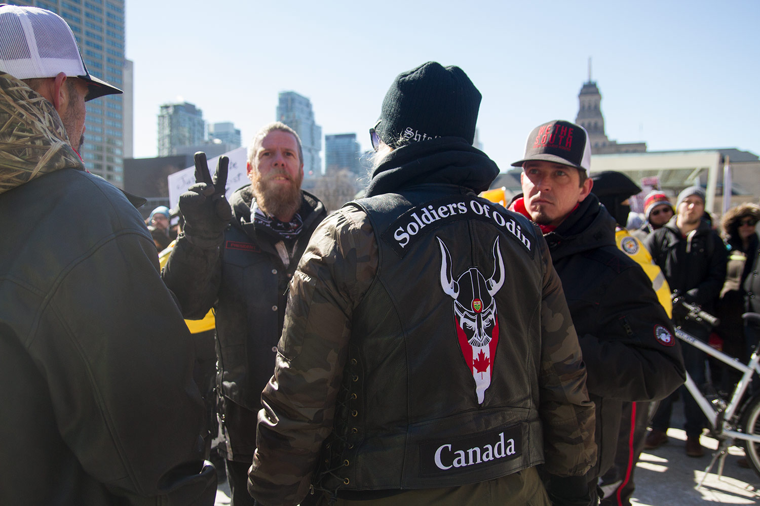 how to join antifa canada