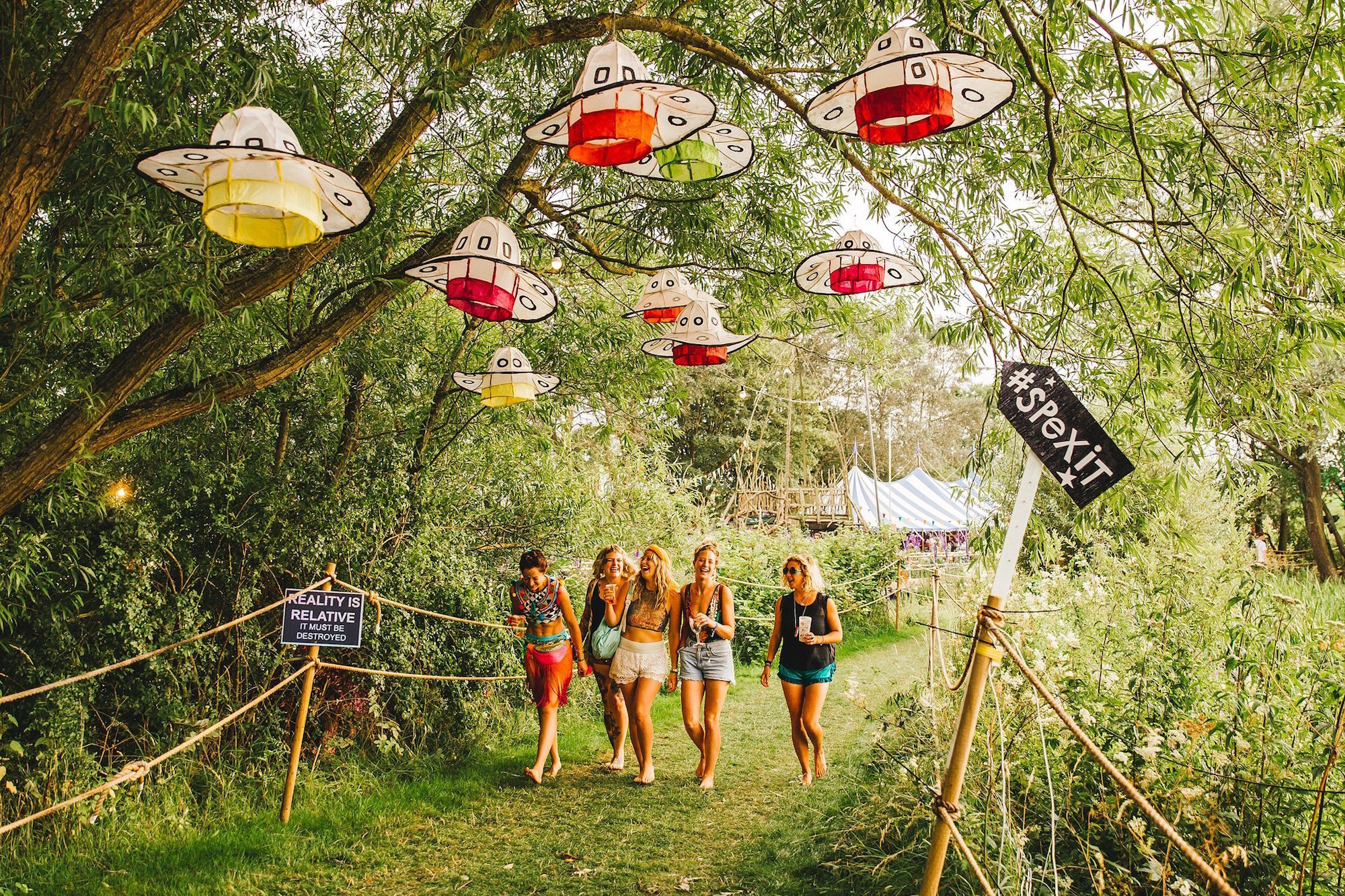 How Secret Garden Party Made Festivals Palatable for Posh People