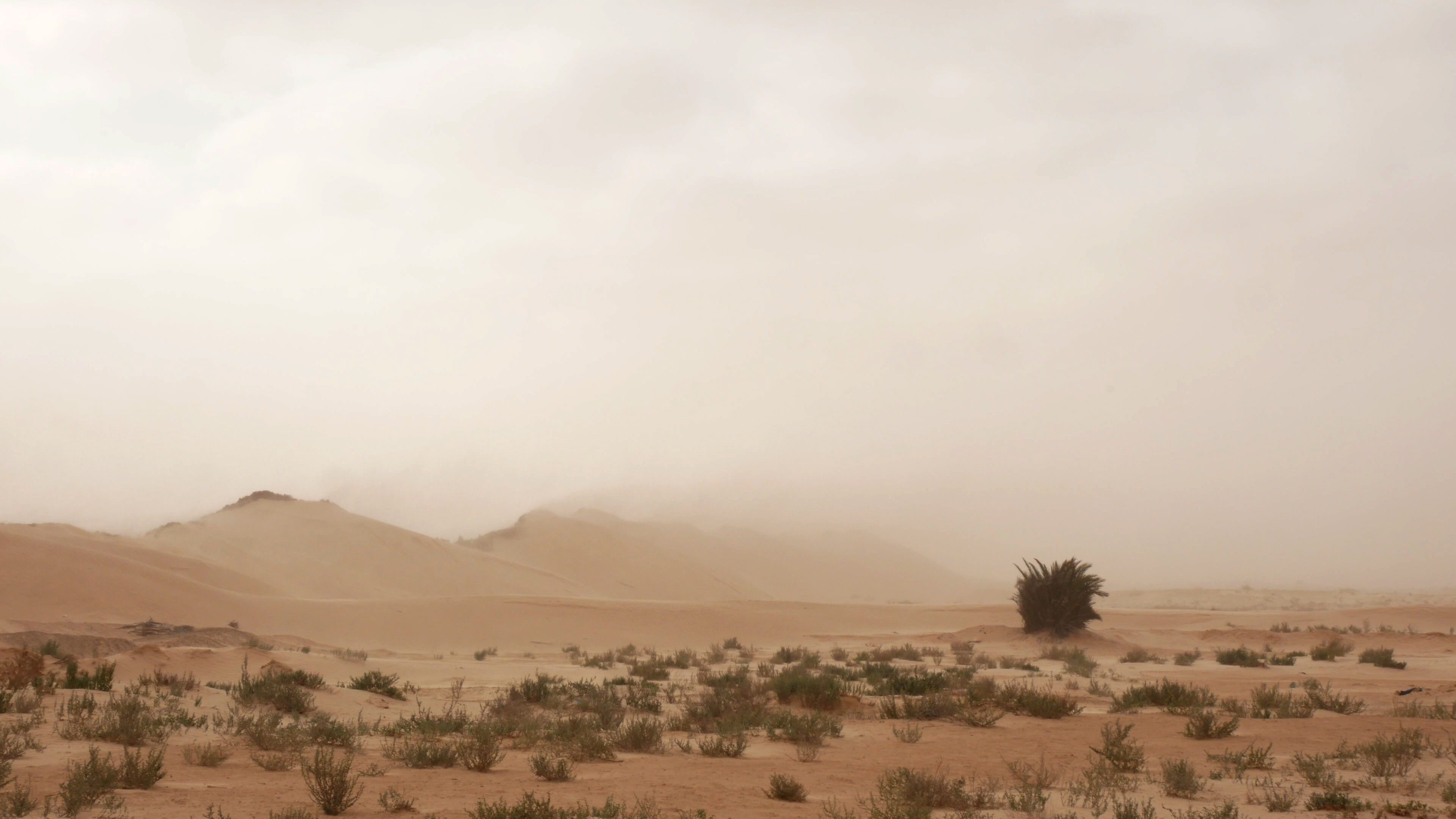 Sand Is Wiping This Tunisian Town Off the Map - Motherboard