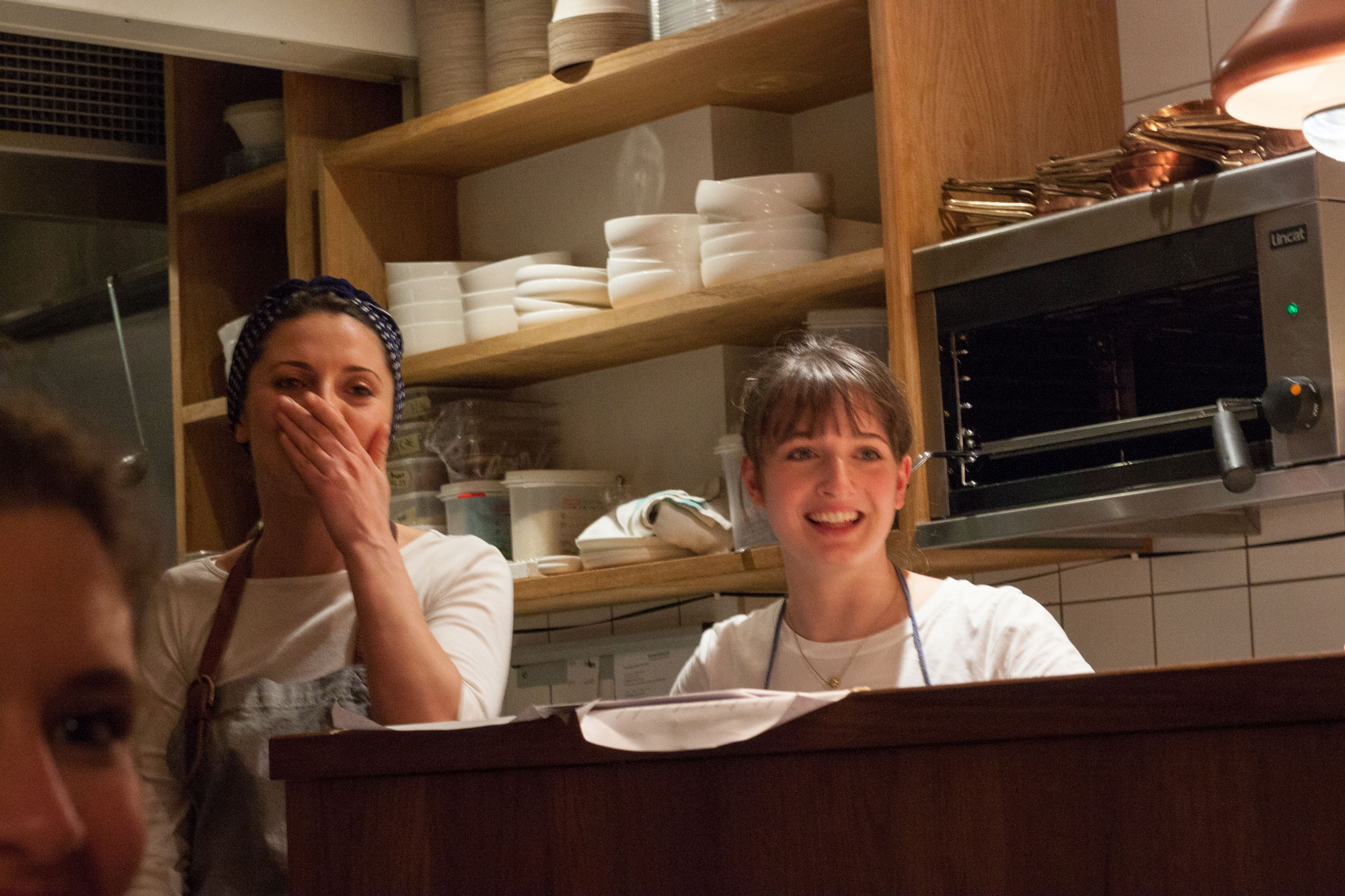 What Happened When London S Best Female Chefs Hosted An
