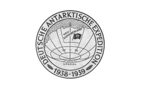 Seal of the Nazi Antarctic expedition. Image: Summerhayes, et al.