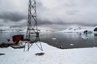 A (non-Nazi) research outpost in Antarctica. Image: Daniel Oberhaus
