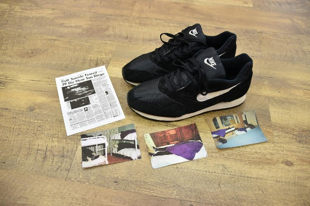 buy popular 174c1 87847 The Heaven's Gate Nikes and the Sneakerheads Who Collect ...