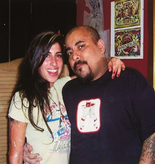 Amy Winehouse and Henry Hate