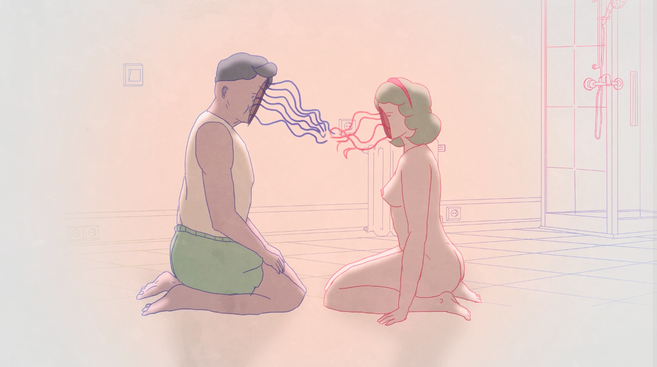 [NSFW] In the Future, Humans Mate with Jellyfish and It's Hard to Describe What Happens Next (Without Vomiting)