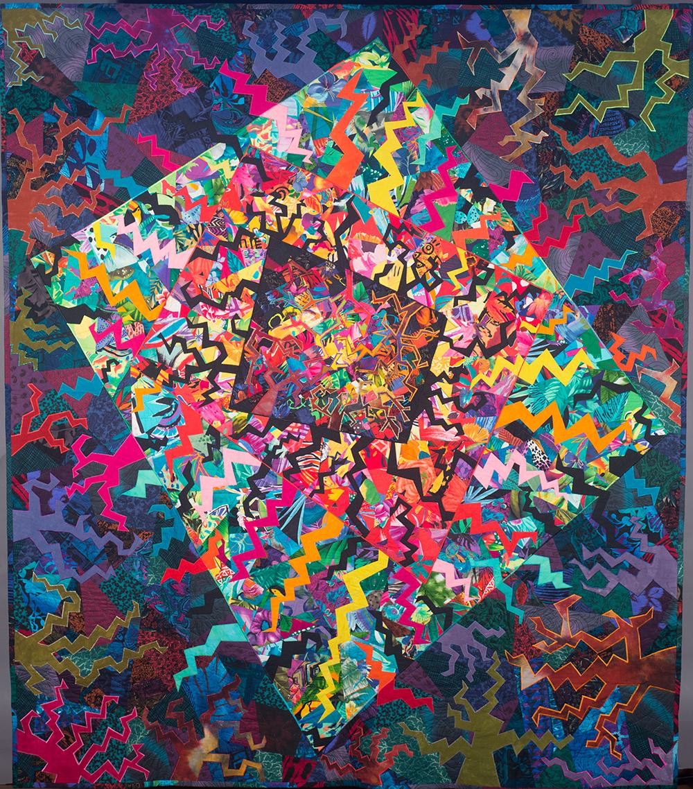 World-Class Quilt Artist Libby Lehman Is Auctioning Her Remaining ... : quilting artist - Adamdwight.com