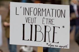 Pierre-Selim: Protest against ACTA